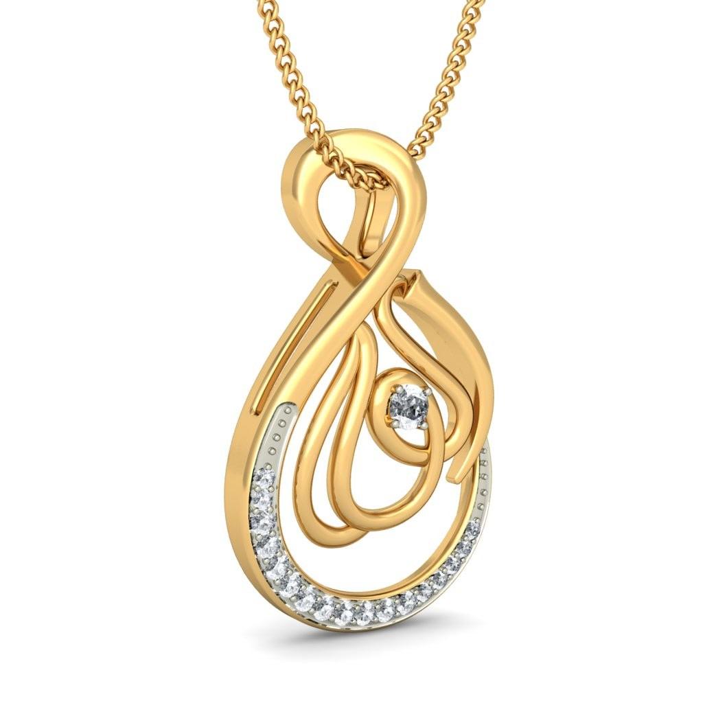 the fidah pendant bluestone