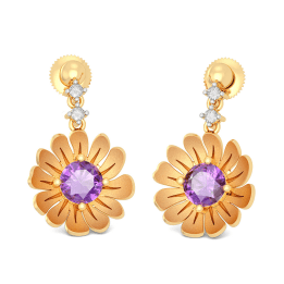The Erica Drop Earrings