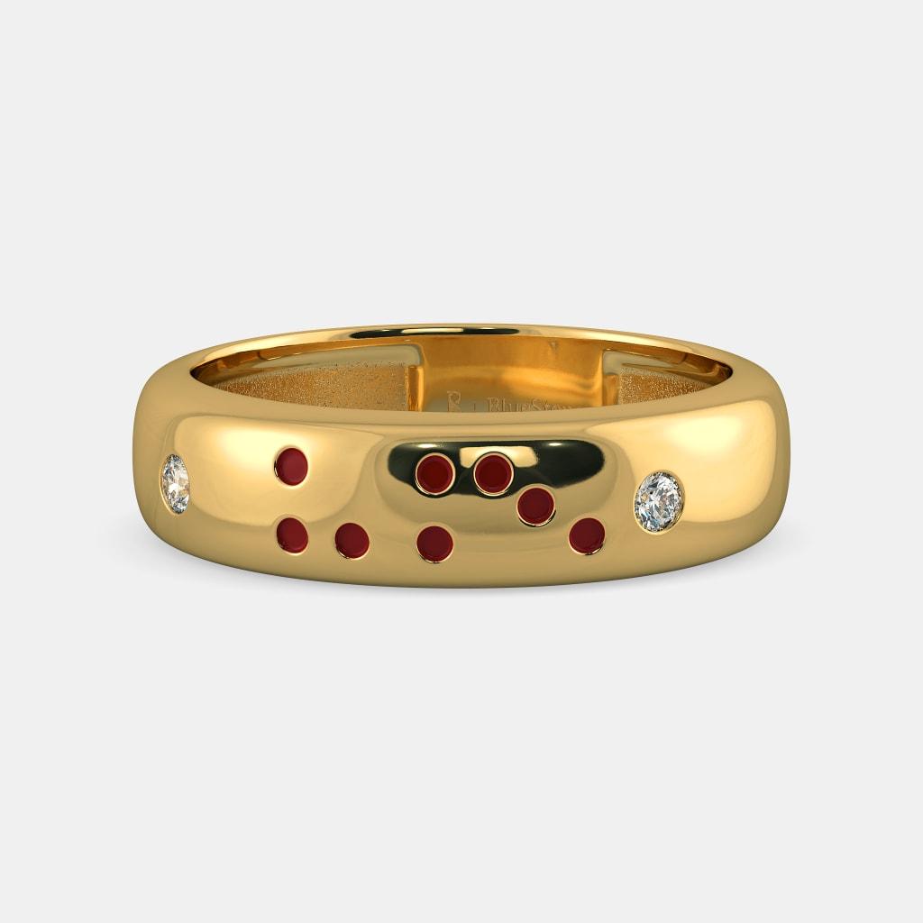 Bluestone Ring For Him