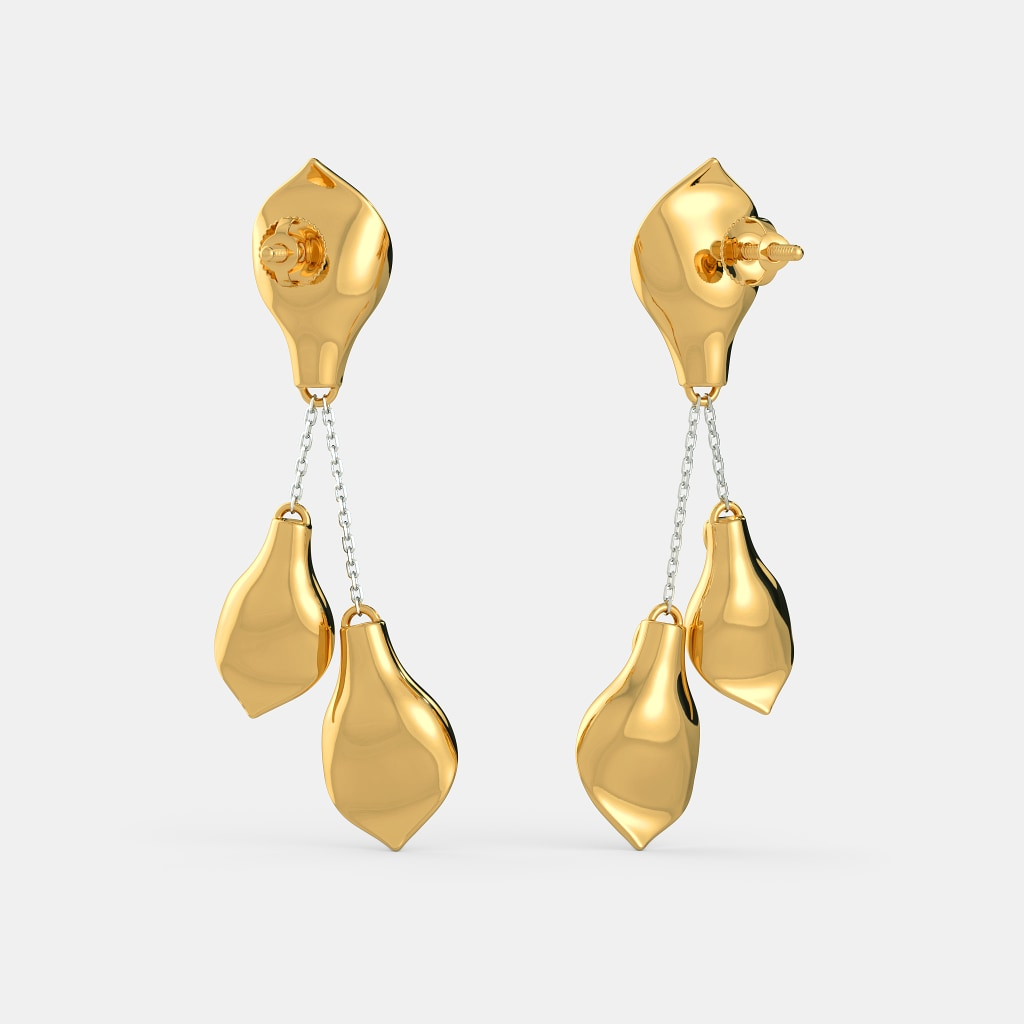 The Ambrosial Tulip Earrings