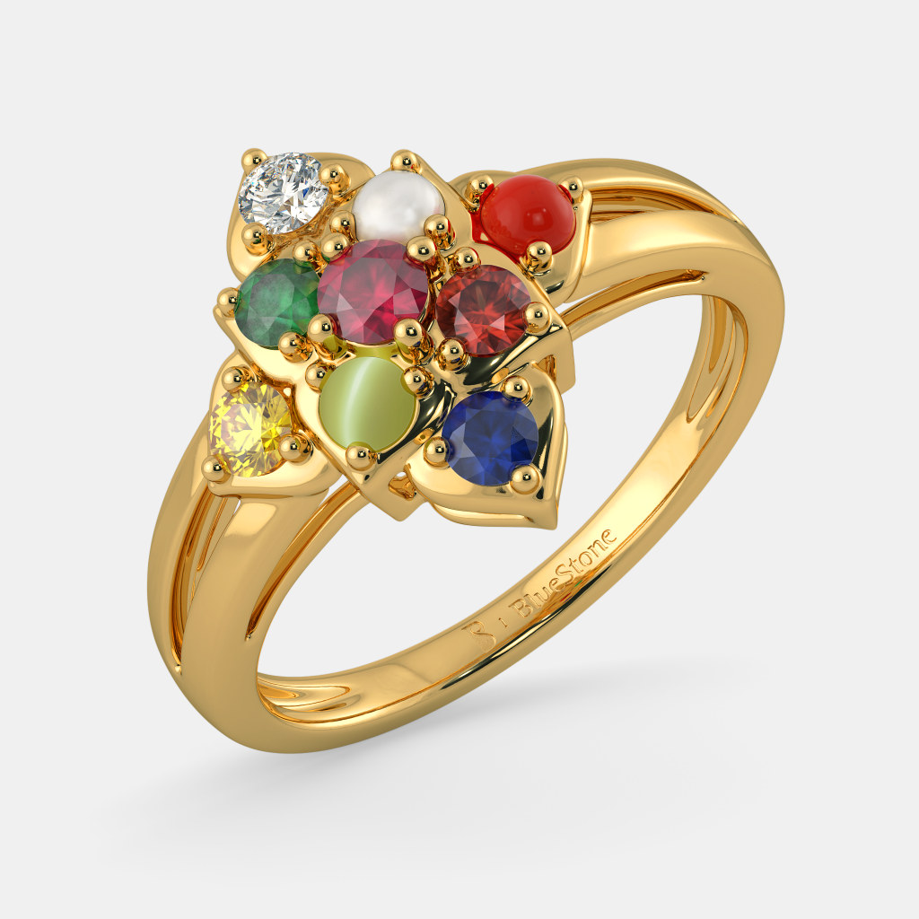 Navaratnam Collection Rings - Buy Navaratnam Collection Ring ...