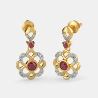 The Gathika Drop Earrings