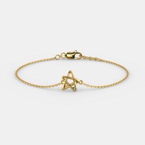 The 5 Point Star Bracelet