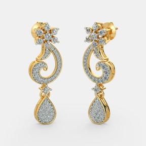 The Nrityangana Drop Earrings