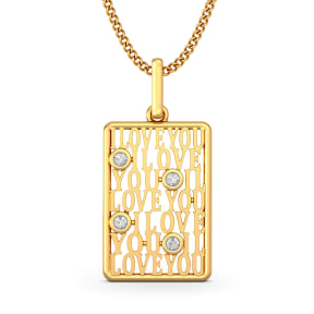 The Lahana Love Pendant