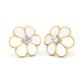 The Floral Joy Earrings For Kids