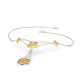 The Bouquet Line Necklace