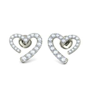 The Innocent Love Earrings