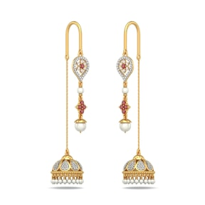 The Luxurious Allure Earrings