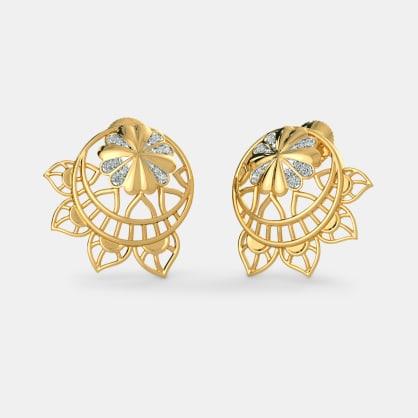 The Elbertine Stud Earrings