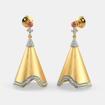 The Grandeur Drop Earrings