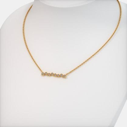 The Vivienne Bar Necklace