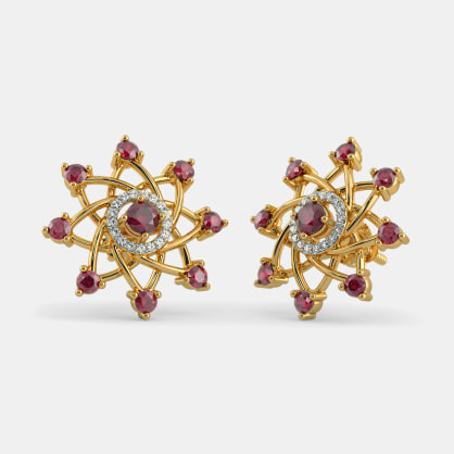 The Govindini Stud Earrings