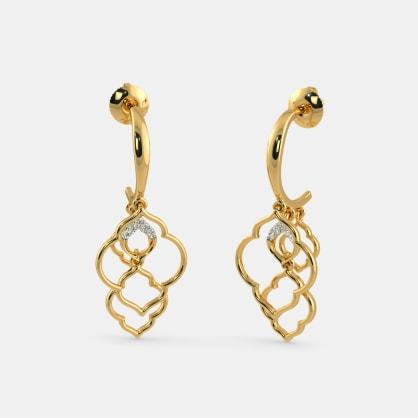 The Ajwa Drop Earrings