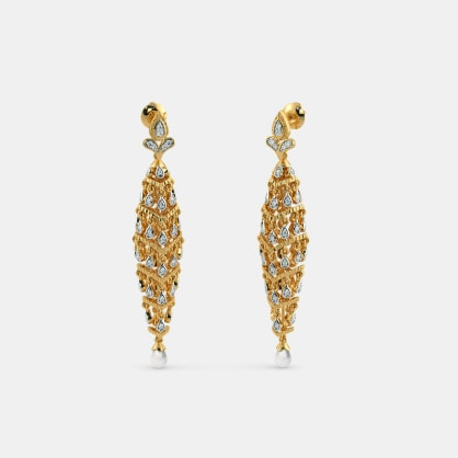 The Kalasia Drop Earrings