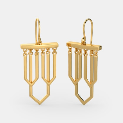 The Coveted Axis Earrings