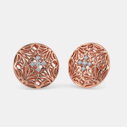 The Lady Grace Stud Earrings