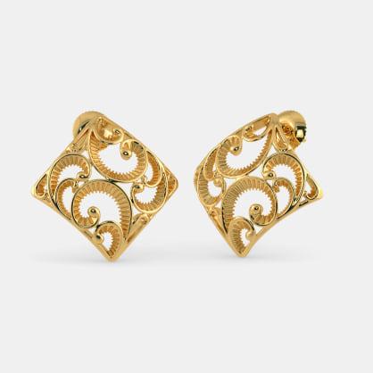 The Heema Stud Earrings