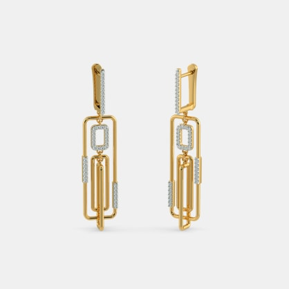 The Maxine Drop Earrings