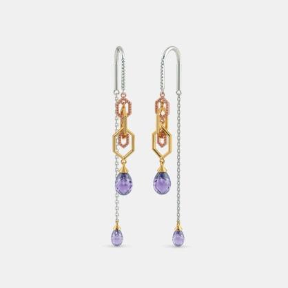 The Aicusa Sui dhaga Earrings