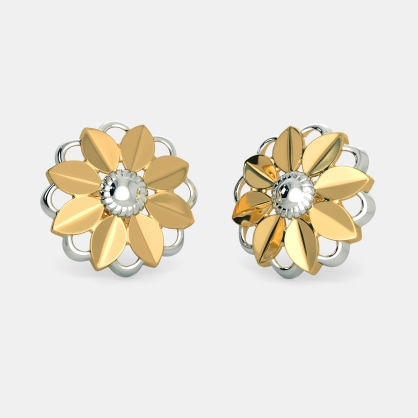 The Aster Flora Earrings