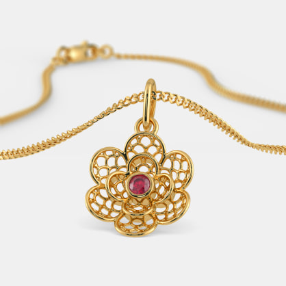 The Elegant Jeralyn Pendant