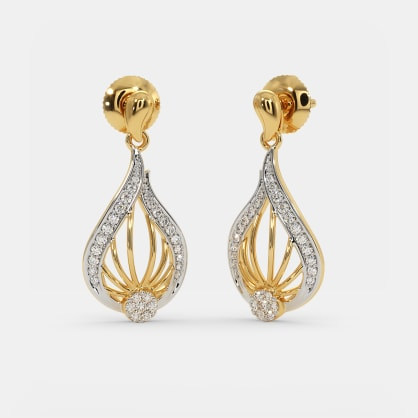 The Amore Drop Earrings
