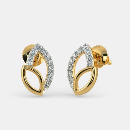 The Demirose Stud Earrings