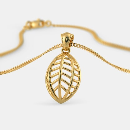 The Astounding Shell Pendant