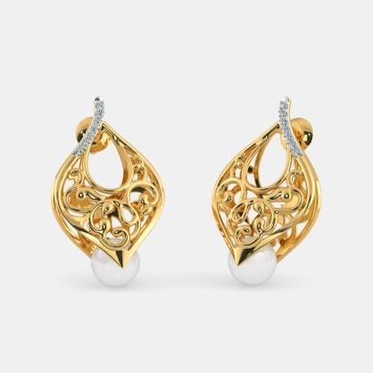 The Amsa Stud Earrings