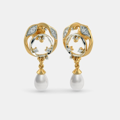 The Izumi Drop Earrings