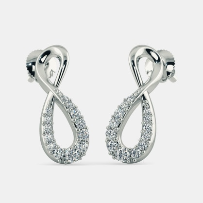 The Infinity Earrings