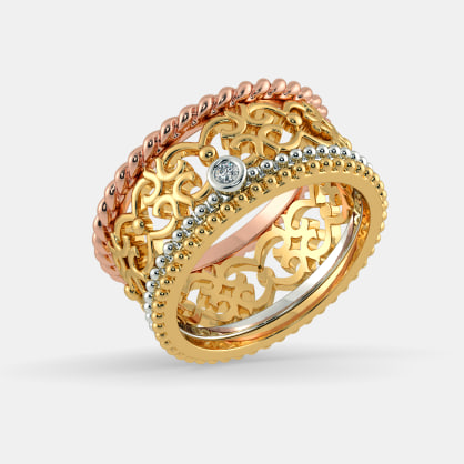 The Signet Stackable Ring