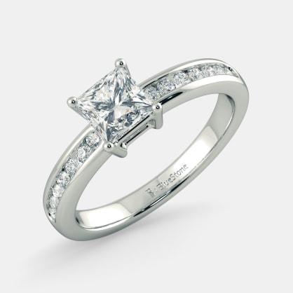 Radiant Splendora Ring mount