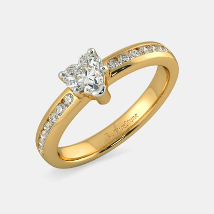 The Heart of Glory Ring Mount