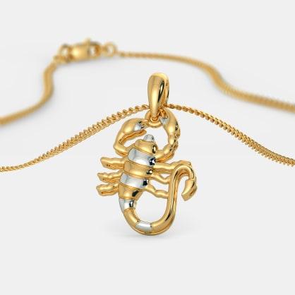 The Scorpius Pendant
