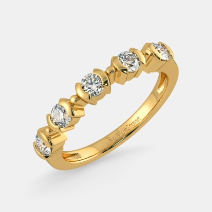 The Simply Elegant Ring