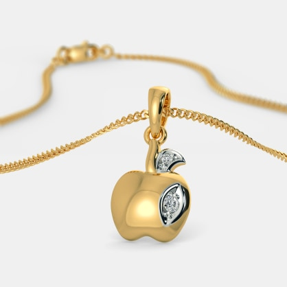 The Apple Orchard Pendant For Kids