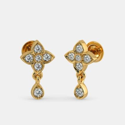 The Medha Drop Earrings