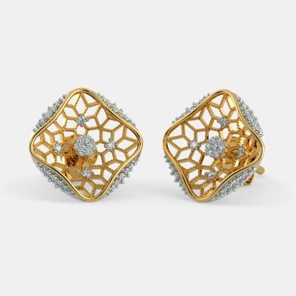 The Genevieve Stud Earrings