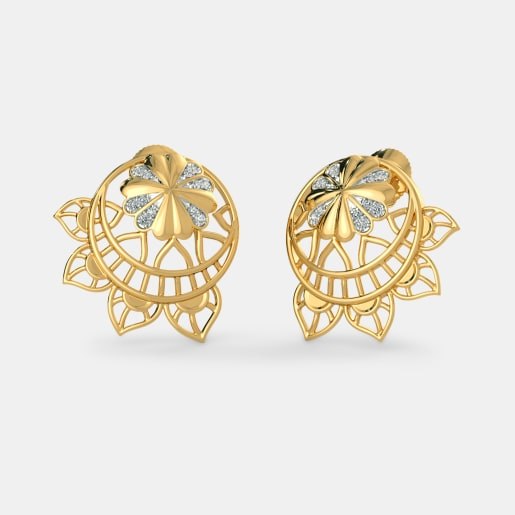 The Elbertine Stud Earrings