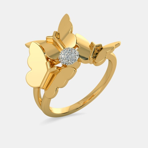The Soaring Love Ring