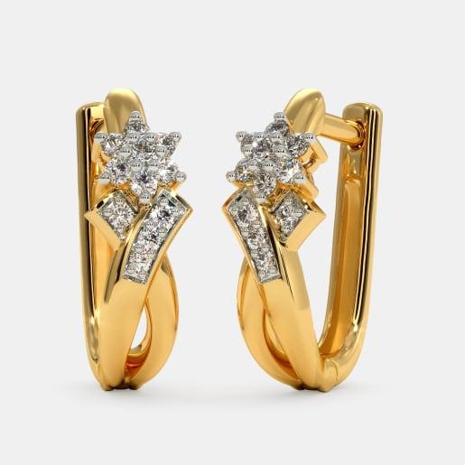 The Analette Hoop Earrings