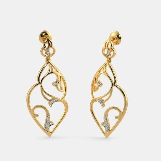Earrings - Buy 2200+ Earring Designs Online in India 2018