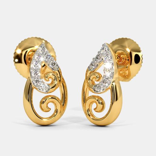 The Apryl Stud Earrings