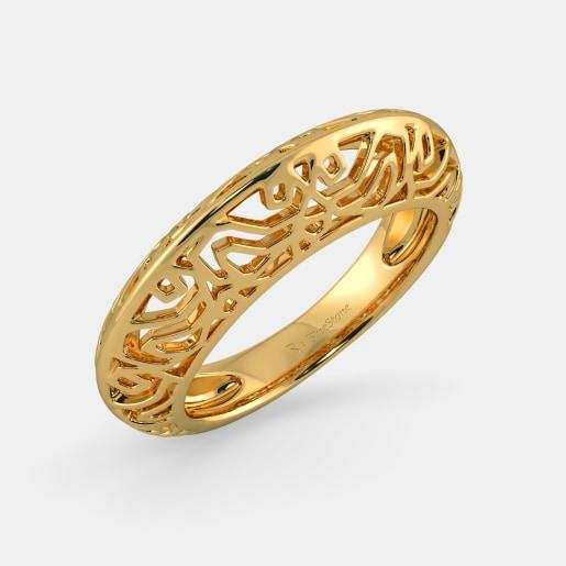 The Mangai Mesh Ring