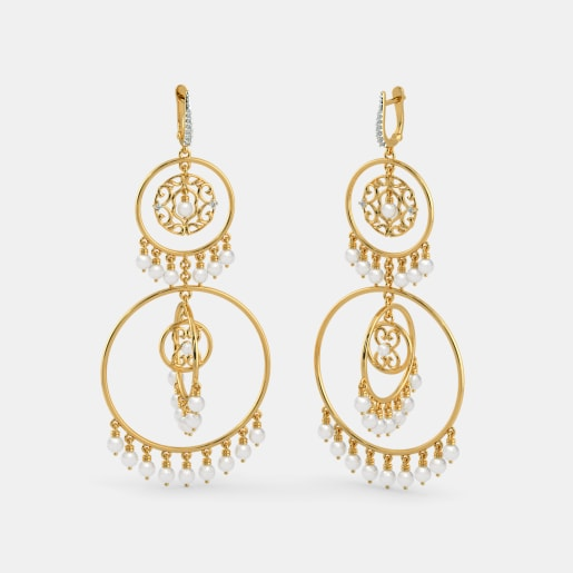 The Superstar Chandelier Earrings