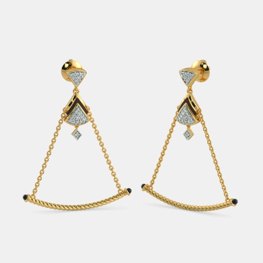The Enthralling Drop Earrings