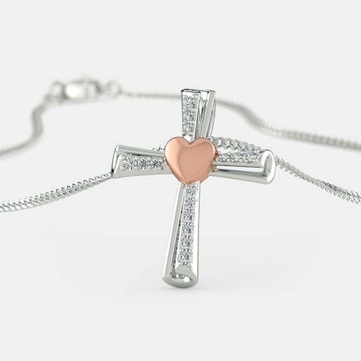 The Whitney Cross Pendant