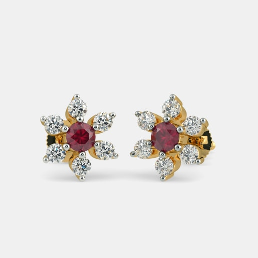 The Utpala Stud Earrings